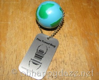 Geocaching Travel Bugs/Coins