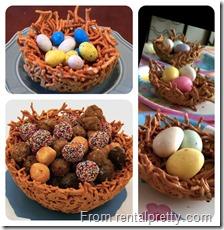 Haystack Bird Nests