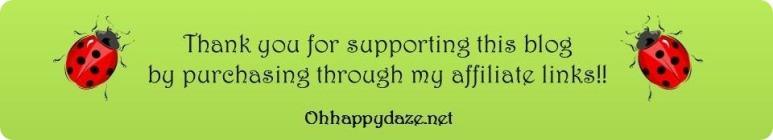 Ohhappydaze.net affiliate links