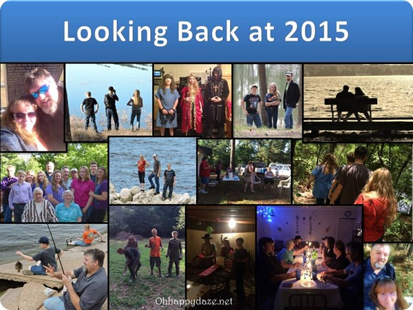 Throughout the Year- 2015