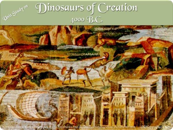 Dinosaurs of Creation