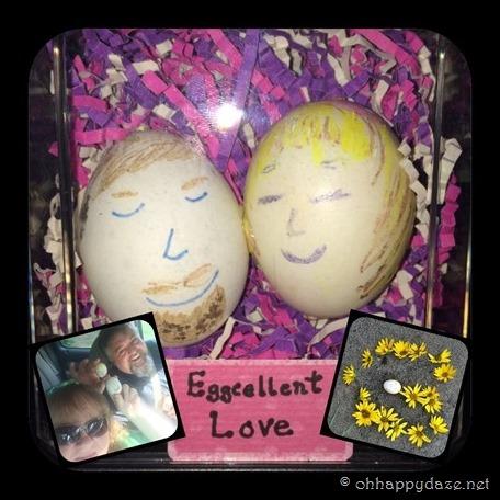 "Our ""Egg-Cellent Love"" Marriage Retreat"