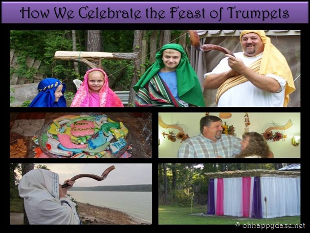 Feast trumpets